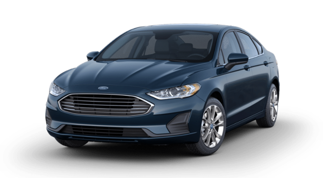 Buy a new 2020 Ford Fusion Hybrid in Youngstown, OH